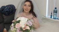 Skaudžiu gedulu paženklintos vestuvės: nuotaką mirtis ištiko vos po kelių savaičių  (Nuotr. facebook.com)