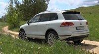 """Viskas, ką būtina žinoti apie """"Volkswagen Touareg"""""""