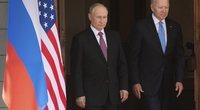 Bideno ir Putino susitikimas (nuotr. SCANPIX)