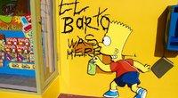 Simpsonai (nuotr. 123rf.com)