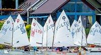 """Trakuose birželio 4-6 d. beveik 100 jachtų startuos ir susirungs jubiliejinėje, 10-ąjį kartą organizuojamoje """"Galvės taurės"""" regatoje. (nuotr. Augusto Didžgalvio)"""