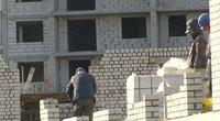 Statytojai turi prastų žinių pirkėjams: būstas dar labiau brangs (nuotr. stop kadras)