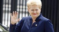 NATO ieško naujo vado: Grybauskaitė – viena iš pagrindinių kandidačių (nuotr. SCANPIX)