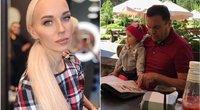 Birutė Navickaitė ir Petras Gražulis su dukrele (tv3.lt fotomontažas)