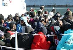 Danijos kova su nelegaliais migrantais: kuria unikalų visoje Europoje planą