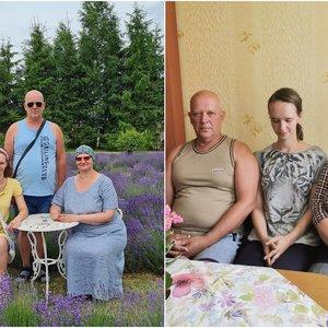 Be pinigų namo grįžęs Ričardas sulaukė skaudaus smūgio: žmona susirgo klastinga liga