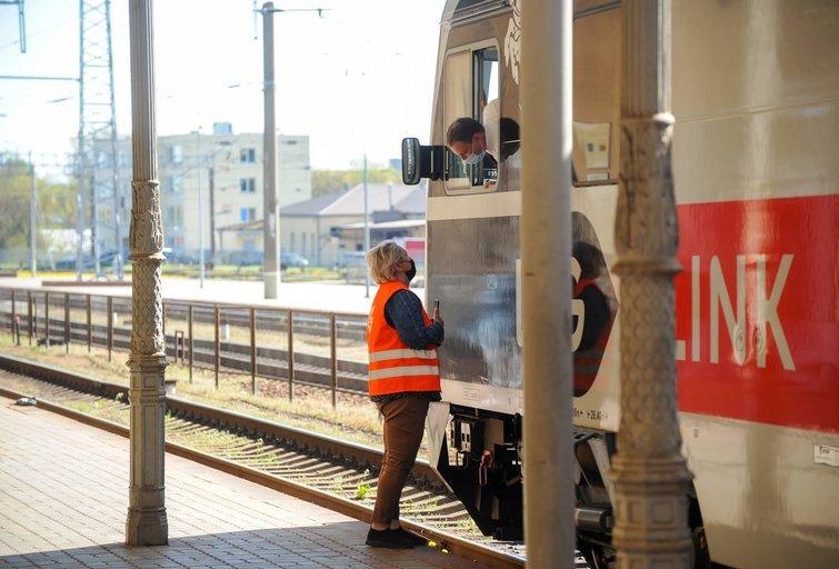 Traukinys (Fotodiena/ Viltė Domkutė)