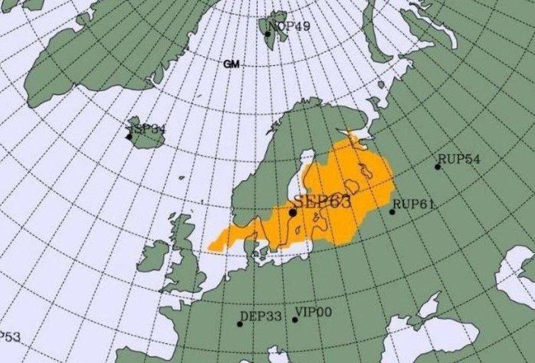 Estija apie pasklidusią radiaciją: tai – nacionalinio saugumo klausimas (nuotr. Gamintojo)