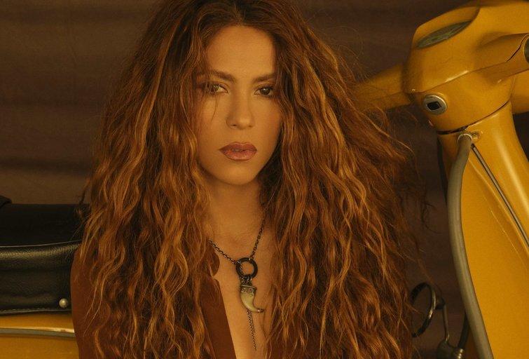 Shakira ( nuotr. autorių)