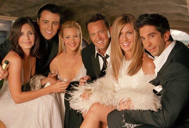 """""""Friends"""" (nuotr. Organizatorių)"""