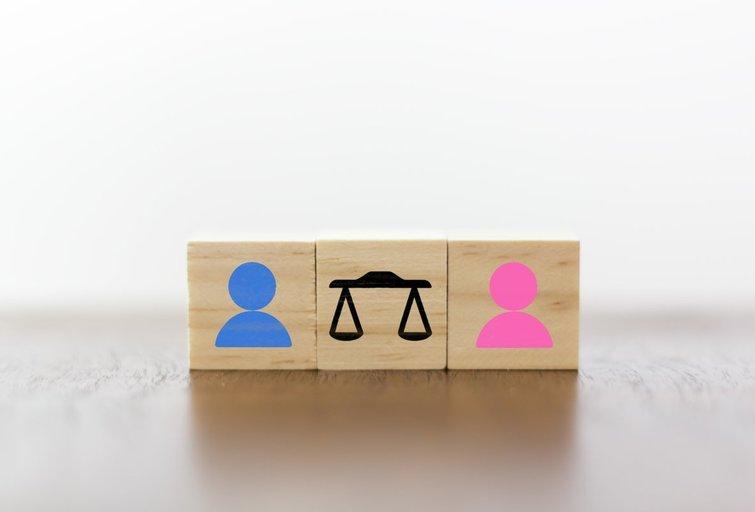 Lyčių lygybė (nuotr. 123rf.com)