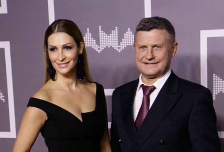 Daina Bosas ir Antanas Bosas (nuotr. Tv3.lt/Ruslano Kondratjevo)