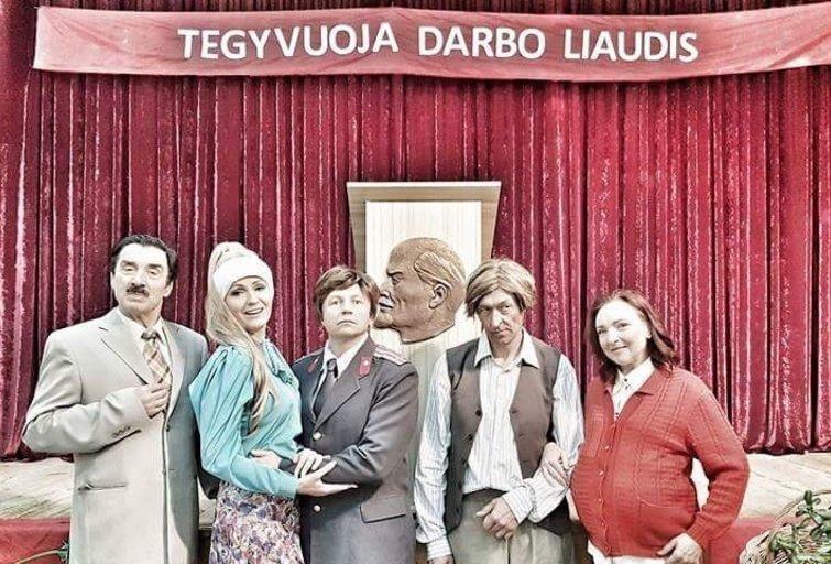 """""""Bruto ir Neto 3"""" filmavimo aikštelė (nuotr. TV3)"""