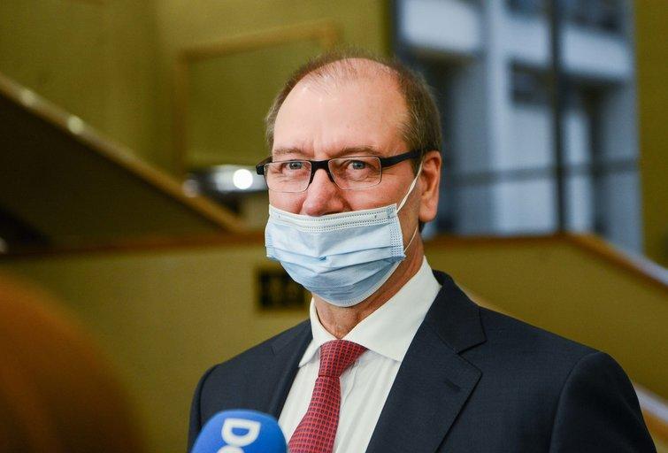 Viktoras Uspaskich (nuotr. Fotodiena/Justino Auškelio)
