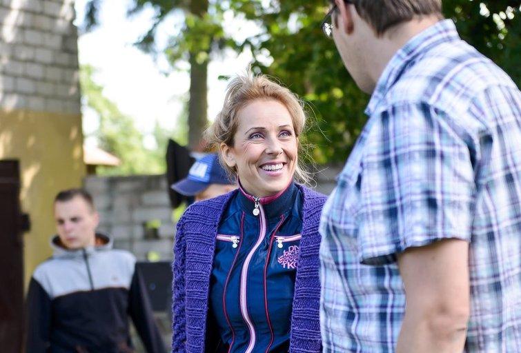 Ineta Stasiulytė (nuotr. Organizatorių)