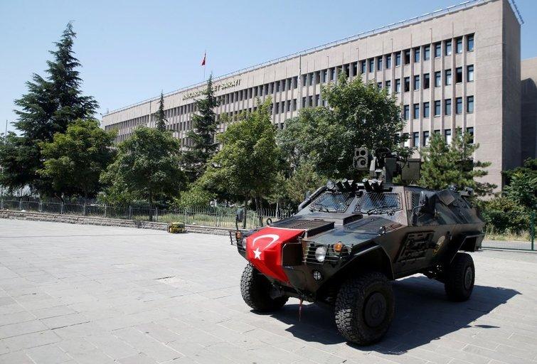 Ankara apimta nerimo: baiminamasi teroro išpuolio (nuotr. SCANPIX)