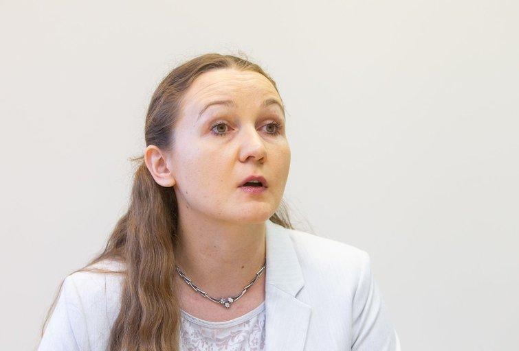 Evelina Gudzinskaitė (nuotr. Fotobankas)