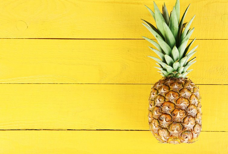 Ananasas (nuotr. Fotolia.com)