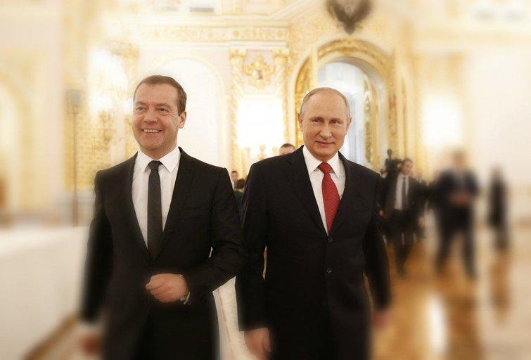 Nepasitikėti Vladimiru Putinu (nuotr. SCANPIX)