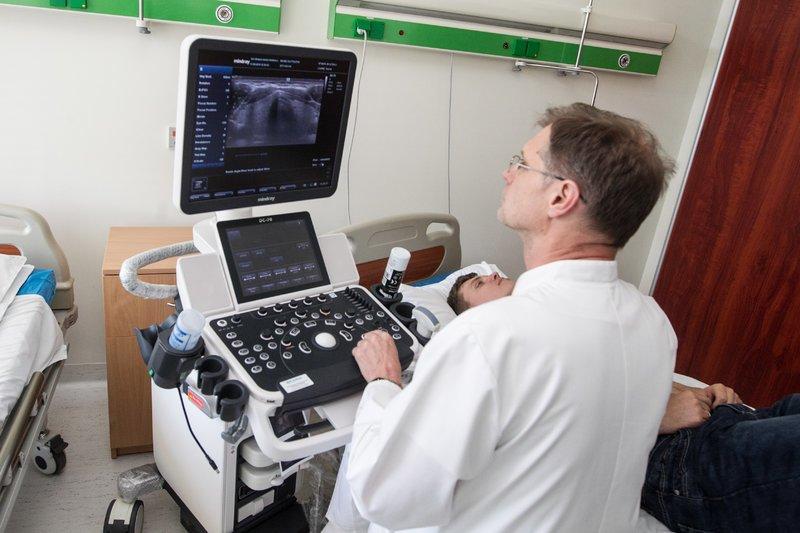 Apsilankymas pas gydytoją kardiologą