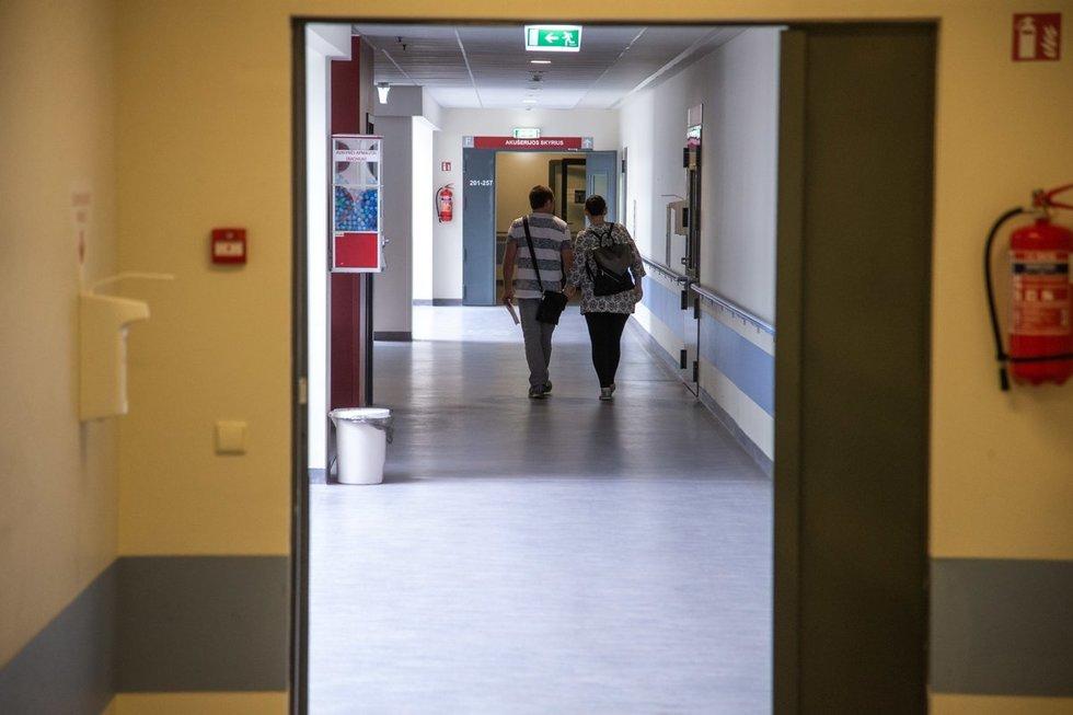 Vilniaus universiteto Santaros klinikų akušerijos ir ginekologijos centras