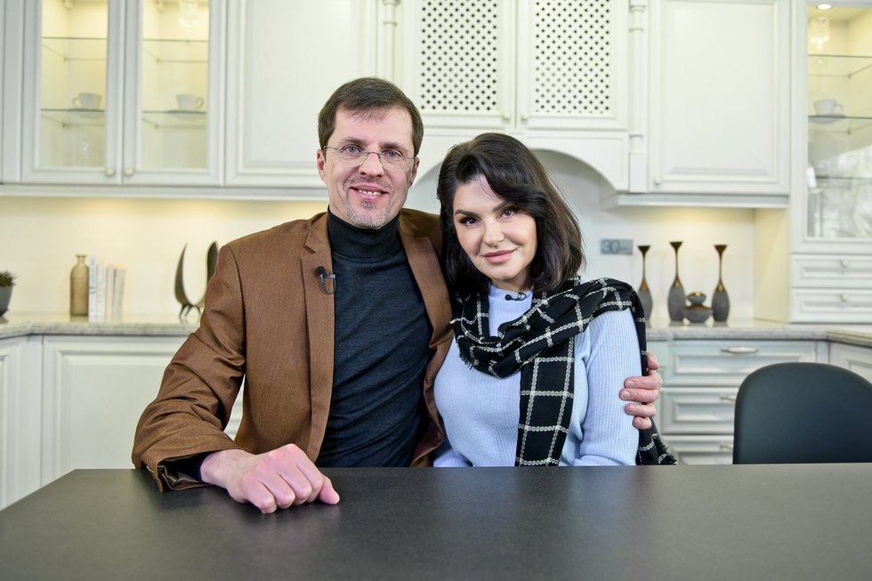 Vygintas Kaikaris ir Kristina Kaikarienė (tomasfoto.lt)