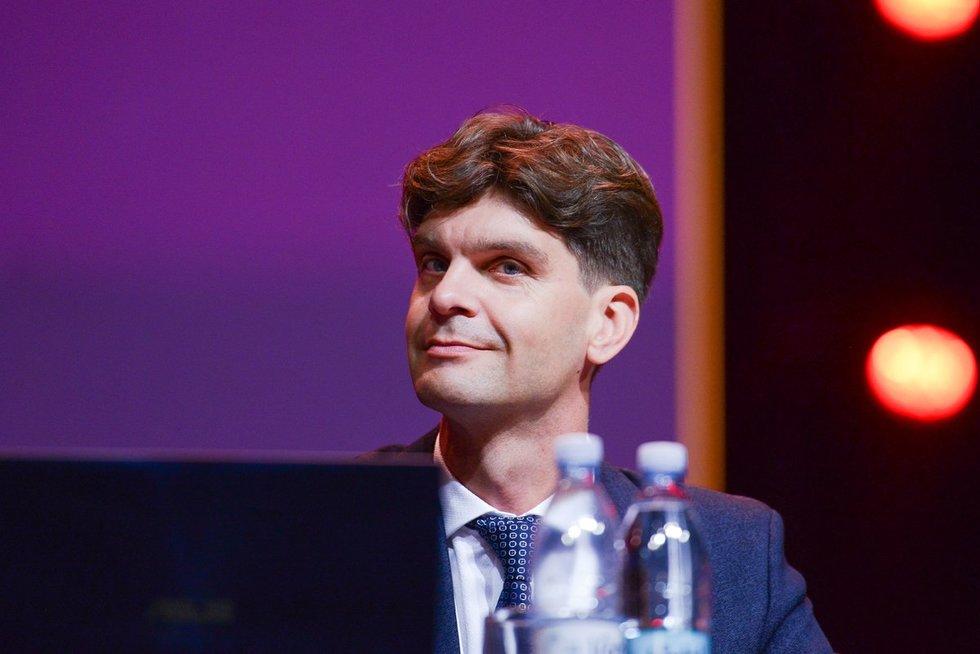 Lietuvos advokatų tarybos pirmininkas Ignas Vėgėlė