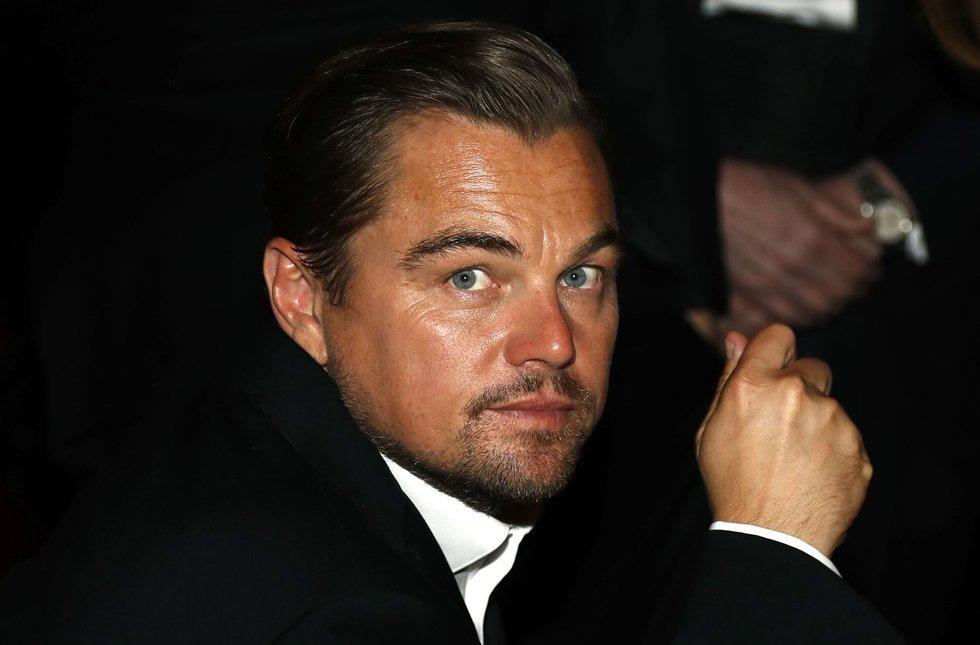 L. DiCaprio