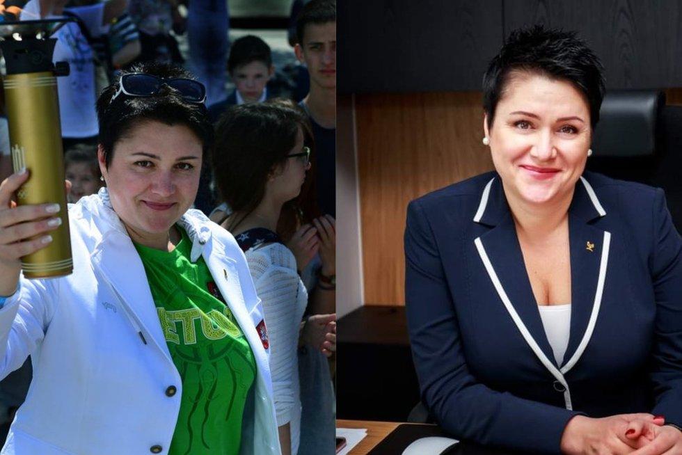 Daina Gudzinevičiūtė (tv3.lt koliažas)