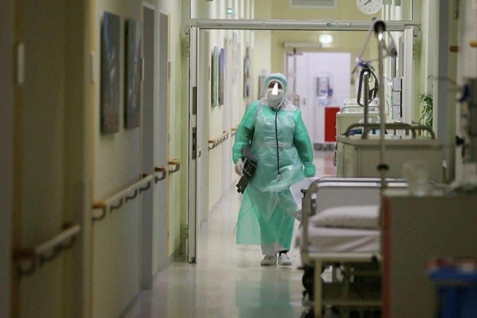 Ligoninė (nuotr. stop kadras)