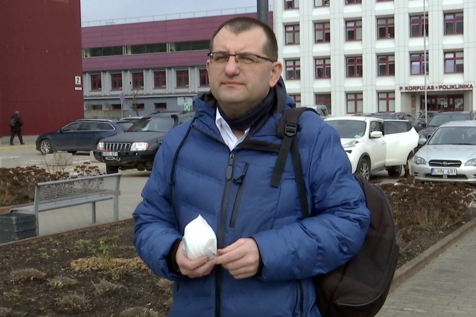 Vytautas Kasiulevičius (nuotr. stop kadras)