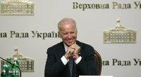 J. Bidenas perspėjo Rusiją, kad laikas eina (nuotr. SCANPIX)