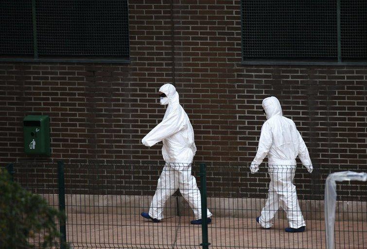 Australijoje įtartas Ebolos viruso atvejis nepasitvirtino (nuotr. SCANPIX)