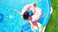 Aktualu karštomis dienomis: ekspertai pataria, kaip išsirinkti baseiną pagal poreikius (nuotr. Organizatorių)