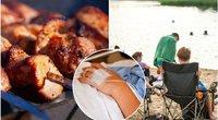 Šių produktų vasarą venkite: specialistės patarimai, kaip vasarą neapleisti sveikos mitybos (tv3.lt fotomontažas)