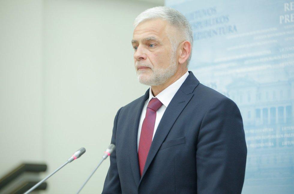 B. Markauskas