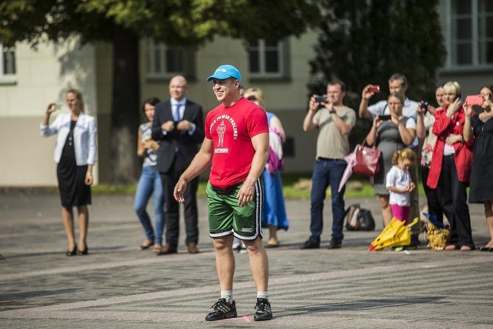 Marius Repšys (nuotr. TV3)