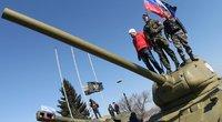 Rusija atitraukia dalį kariuomenės, tačiau Ukrainai atsirado ne mažesnė grėsmė (nuotr. SCANPIX)
