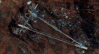 JAV sparnuotosiomis raketomis apšaudė Sirijos pajėgas