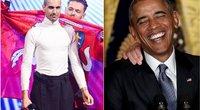 Barack Obama ir Vaidotas Valiukevičius (tv3.lt fotomontažas)