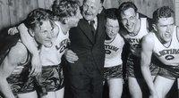 """Tarpukario krepšinis: """"bobiškas"""" žaidimas tapęs nacionaliniu pasididžiavimu Istorinis archyvas"""