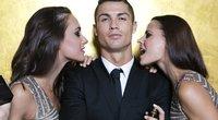 Cristiano Ronaldo (nuotr. NATHAN GALLAGHER)