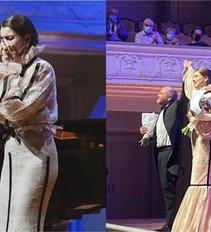 """Su Statkevičiaus suknele Paryžiaus publiką užbūrusi Asmik Grigorian: """"Nebuvo nė vieno, kuris nepaklaustų iš kur ji"""""""
