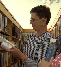 Marina bibliotekoje dirba 35 metus: iki pensijos ne tiek daug liko ir dabar – egzaminas, stresas