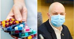 Keičiama Verygos vaistų tvarka: Vyriausybė palaimino galimybę rinktis ne tik pigiausią vaistą