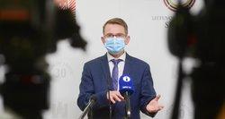 """Dulkys atsakė, kodėl """"paranojiškai nenori lankytis Seime"""": apgailestavo, kad buvę valdantieji sukūrė tokią pandemijos bangą"""