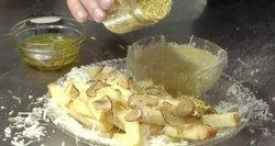 Pagamino brangiausią pasaulyje bulvyčių porciją: ji padengta auksu ir išmirkyta šampane
