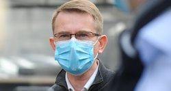 Dulkys apie gautą nusižudžiusios medikės kreipimąsi: jis buvo ne asmeninis ir be užuominų apie mobingą