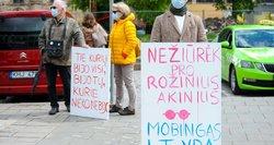 Medikai renkasi į mitingą prieš mobingą: Šiaulių ligoninės įvykių atomazga pasiųs žinią visai bendruomenei