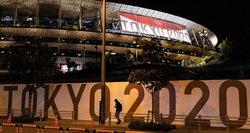 Japonijos policija surado iš olimpinės stovyklos dingusį Ugandos sunkiaatletį